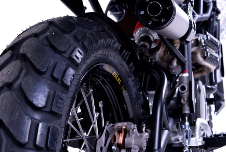 CCM Maverick Motorcycle 6