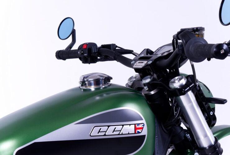 CCM Maverick Motorcycle 7