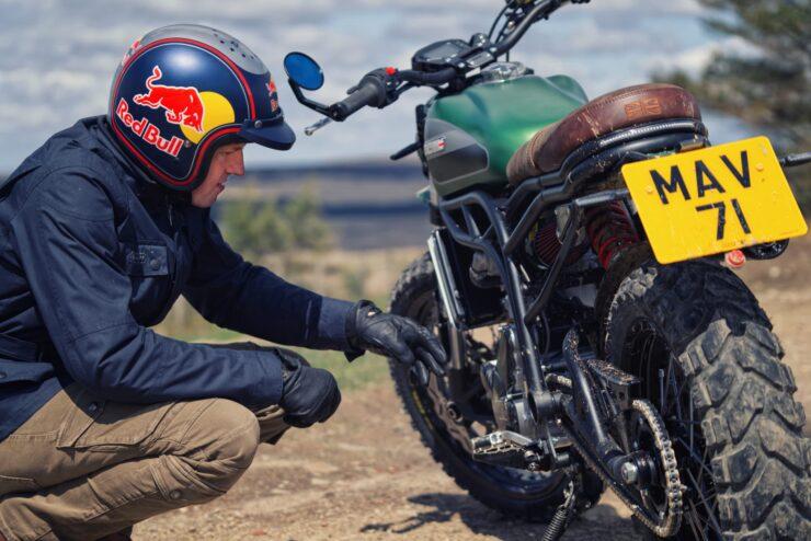 CCM Spitfire Motorcycle