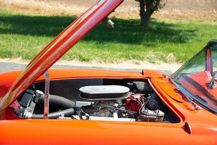 Chevrolet Corvette C1 Fuelie Restomod 15