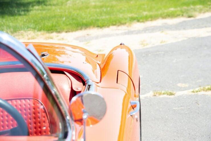 Chevrolet Corvette C1 Fuelie Restomod 19