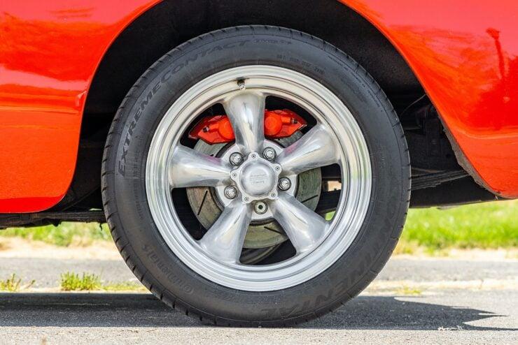 Chevrolet Corvette C1 Fuelie Restomod 4