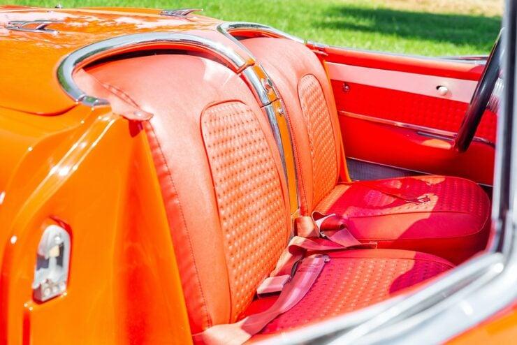Chevrolet Corvette C1 Fuelie Restomod 7