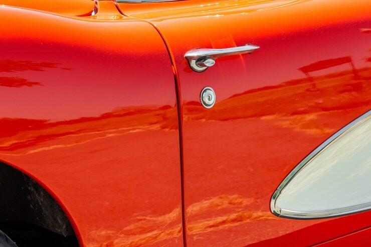 Chevrolet Corvette C1 Fuelie Restomod 9