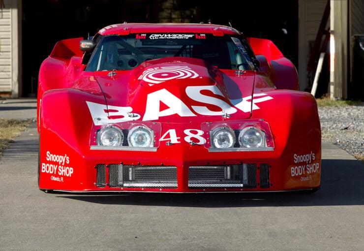 Chevrolet Corvette Greenwood IMSA GT 1