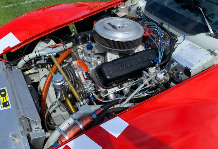 Chevrolet Corvette Greenwood IMSA GT 10