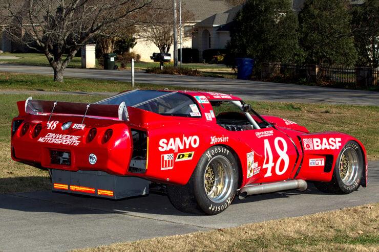 Chevrolet Corvette Greenwood IMSA GT 2