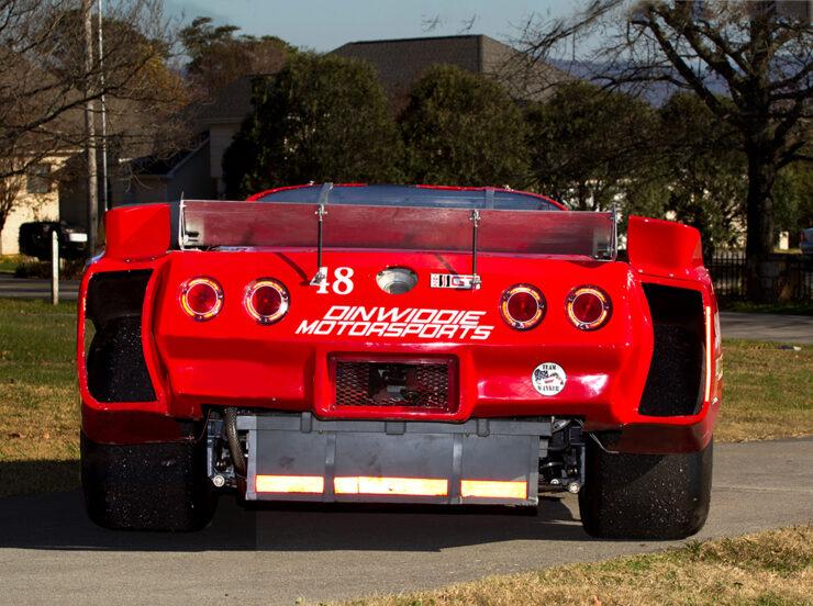 Chevrolet Corvette Greenwood IMSA GT 5