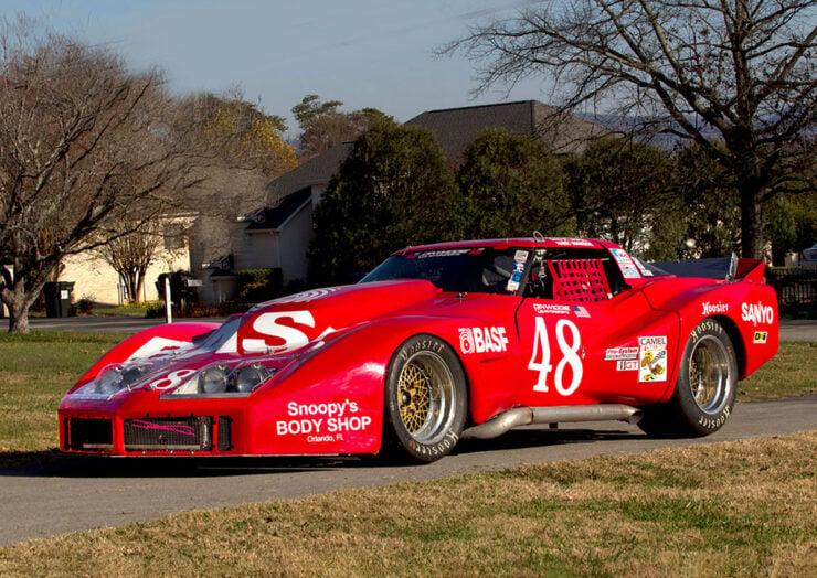 Chevrolet Corvette Greenwood IMSA GT