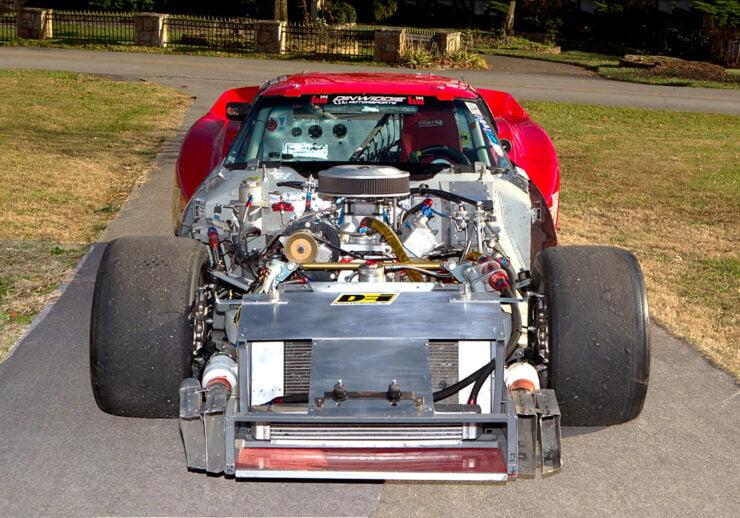 Chevrolet Corvette Greenwood IMSA GT 8