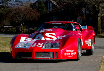 Chevrolet Corvette Greenwood IMSA GT 9