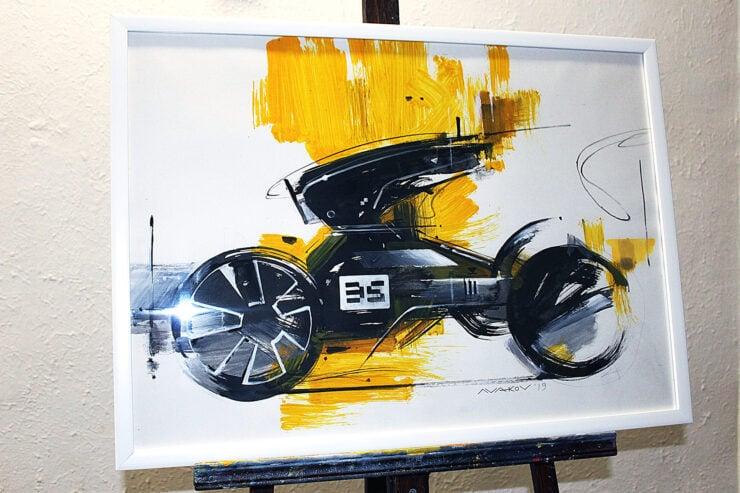 Concept Car Art