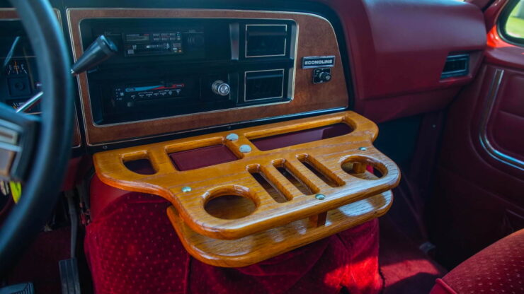 Custom Ford Econoline Van 9