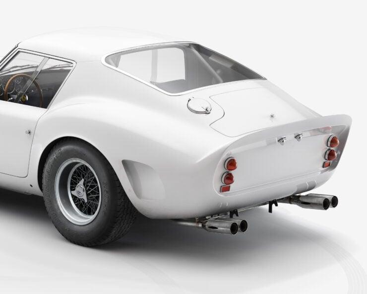 Ferrari 250 GTO Plain Body 2