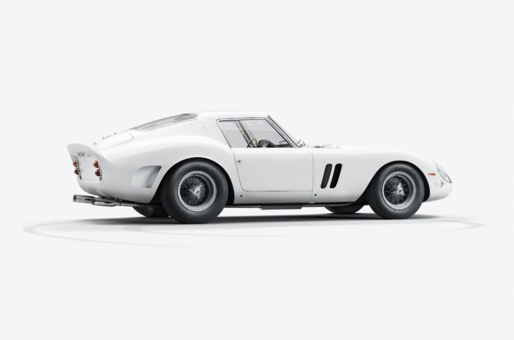 Ferrari 250 GTO Plain Body Back