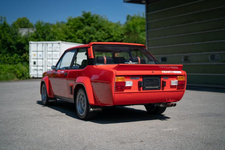 Fiat 131 Abarth Rally 1