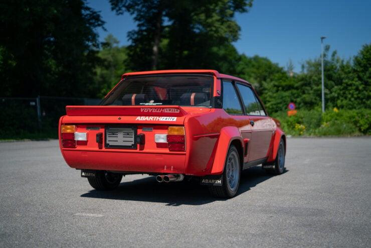 Fiat 131 Abarth Rally 10