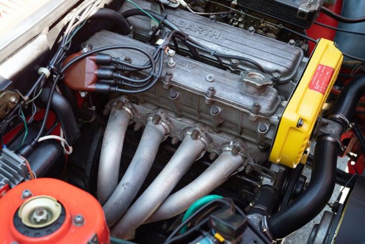 Fiat 131 Abarth Rally 2