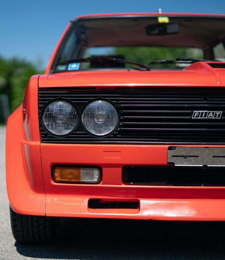 Fiat 131 Abarth Rally 7