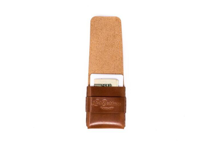 Finnegan Wallet By Lost Dutchman Leather 2
