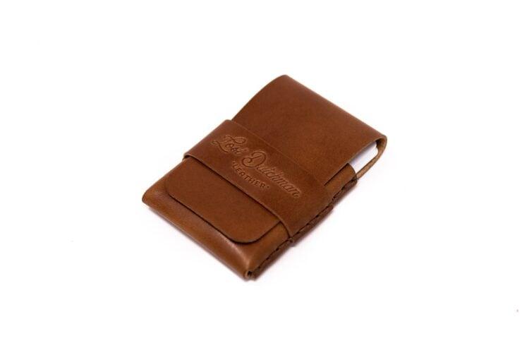 Finnegan Wallet By Lost Dutchman Leather 4