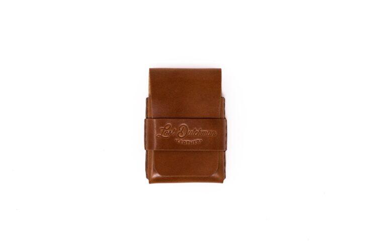 Finnegan Wallet By Lost Dutchman Leather