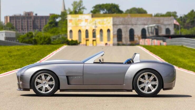 Ford Shelby Cobra Concept Car 1