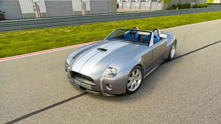 Ford Shelby Cobra Concept Car 11