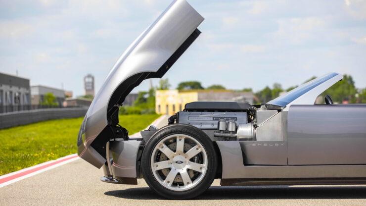 Ford Shelby Cobra Concept Car 13