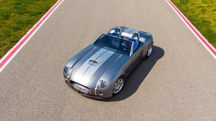 Ford Shelby Cobra Concept Car 14
