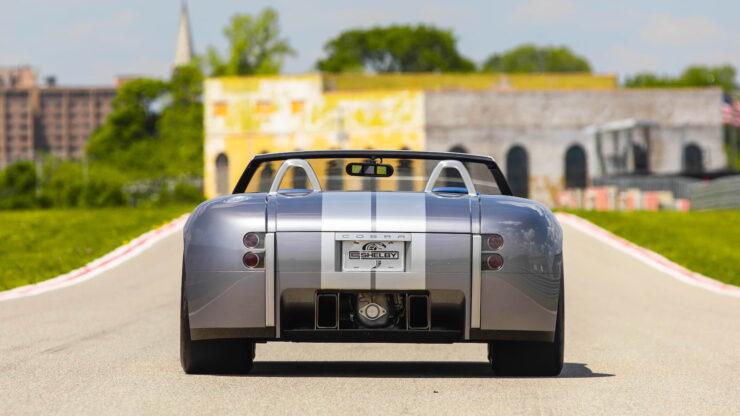 Ford Shelby Cobra Concept Car 16