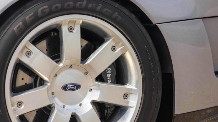 Ford Shelby Cobra Concept Car 17