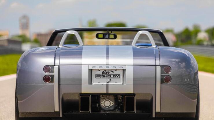 Ford Shelby Cobra Concept Car 19