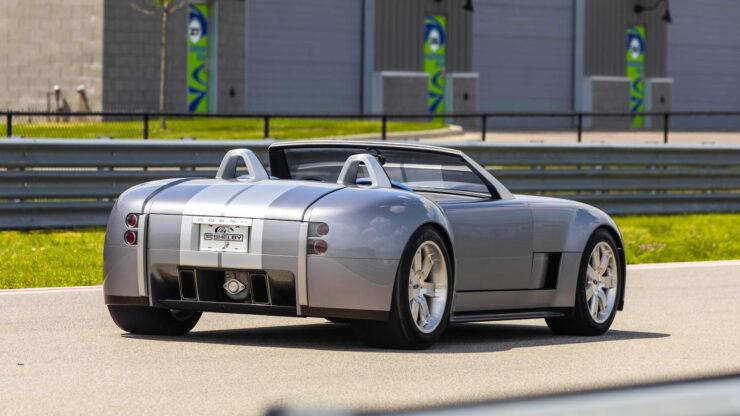 Ford Shelby Cobra Concept Car 2