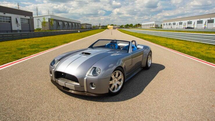 Ford Shelby Cobra Concept Car 20