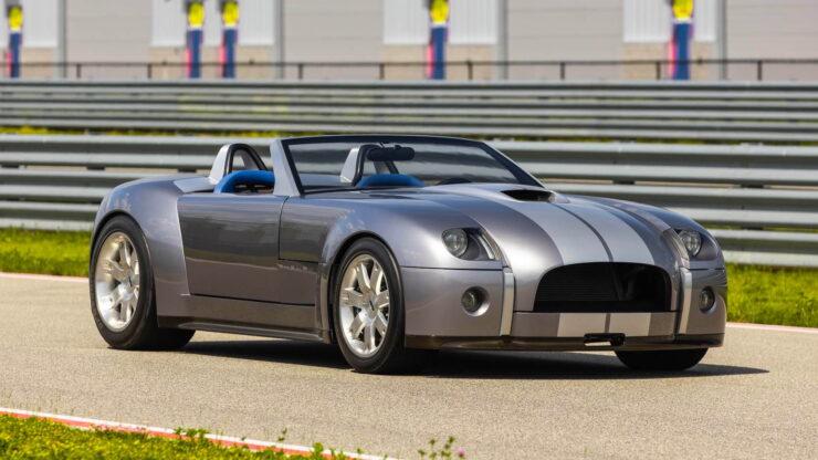 Ford Shelby Cobra Concept Car 21