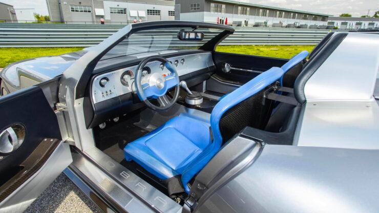 Ford Shelby Cobra Concept Car 3