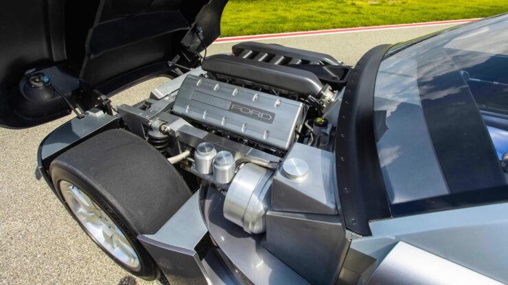 Ford Shelby Cobra Concept Car 4