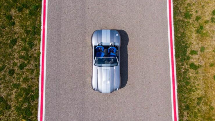 Ford Shelby Cobra Concept Car 9