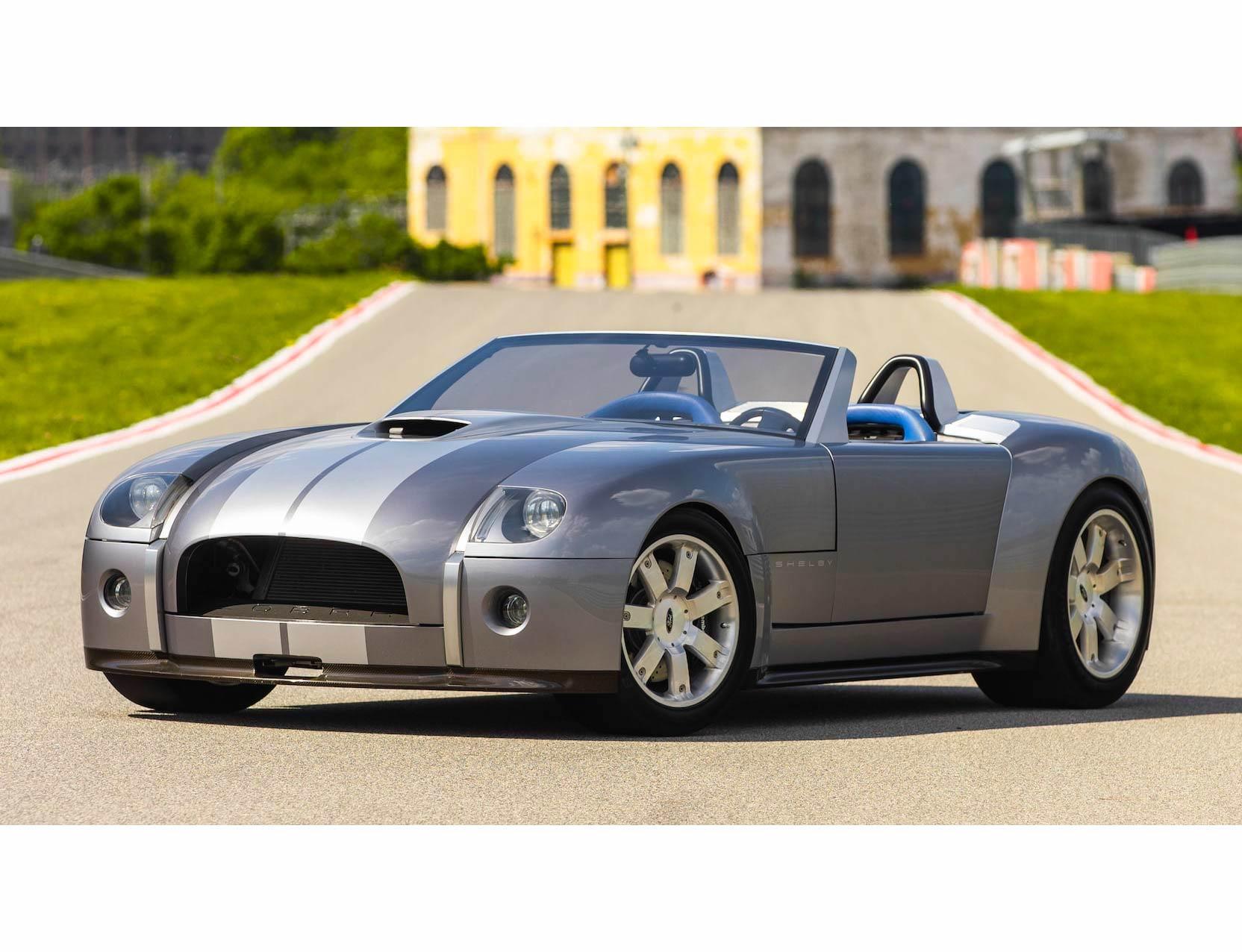 Ford Shelby Cobra Concept Daisy