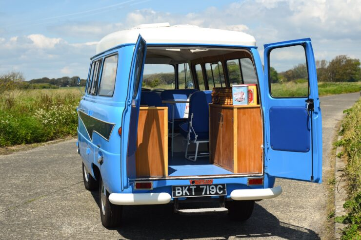 Ford Thames 400E Dormobile Campervan 1