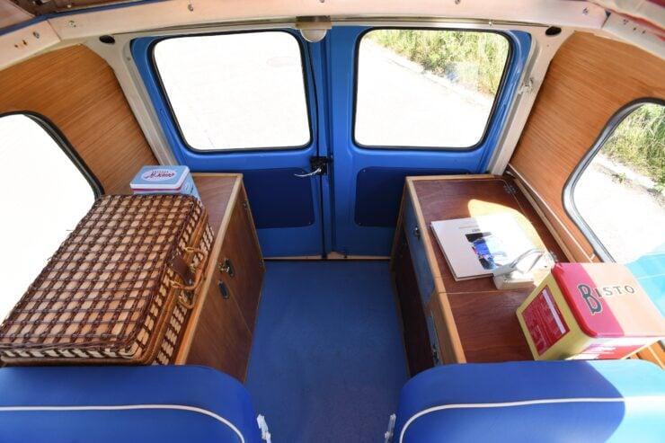 Ford Thames 400E Dormobile Campervan 10