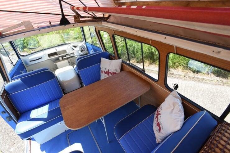 Ford Thames 400E Dormobile Campervan 14
