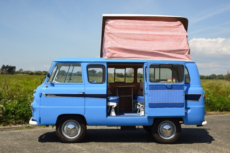 Ford Thames 400E Dormobile Campervan 15