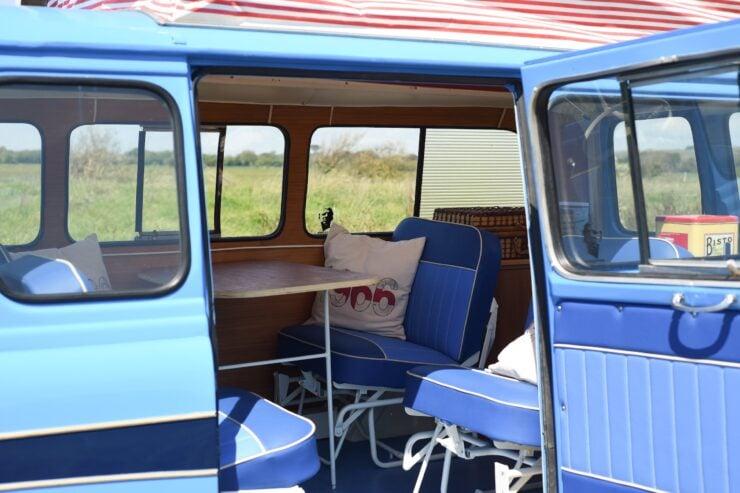 Ford Thames 400E Dormobile Campervan 3