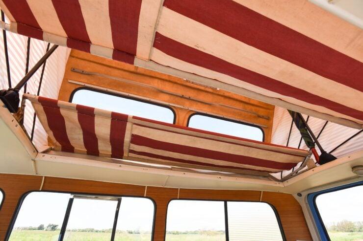 Ford Thames 400E Dormobile Campervan 7