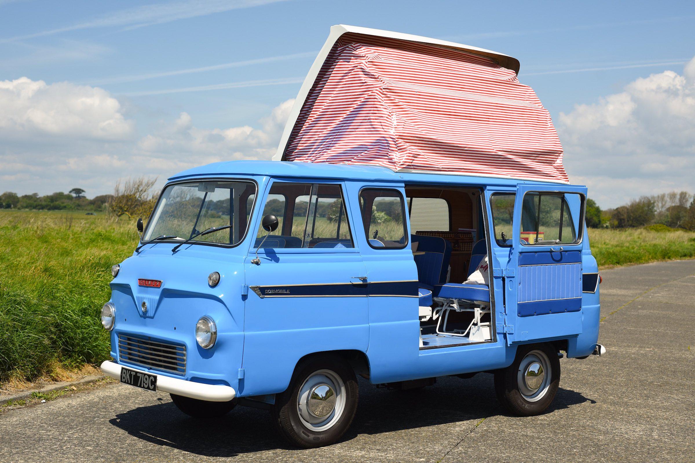 Ford Thames 400E Dormobile Campervan