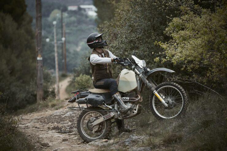 Fuel Motorcycles Peak Motorcycle Hydration Vest 8