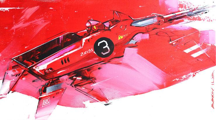 Future Racing Car