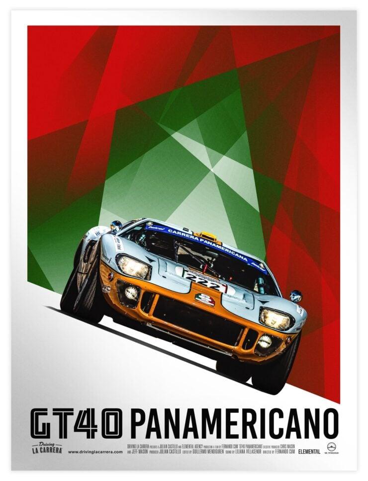 GT40 Panamericano Film